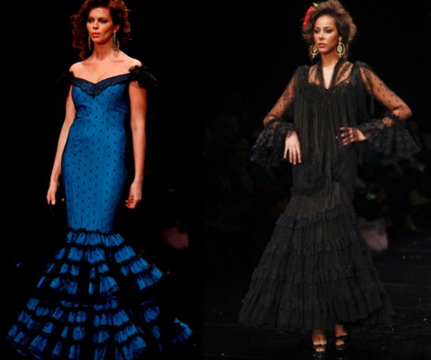 Vestidos de Plumeti de Pilar Vera