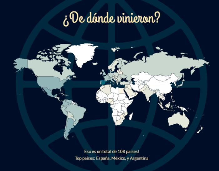 lunarit0s en el mundo