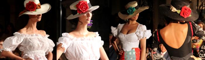 Lina desfile Alfonso XIII 2012